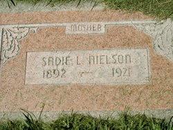 Sadie Loretta <I>Johnson</I> Nielson