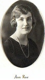 Ann <I>Roe</I> Lange