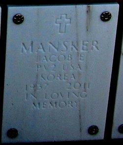 PVT Jacob Edward Mansker