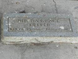 Rhoda Grace Keeler