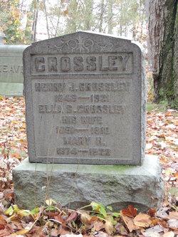 Pvt Henry J. Crossley