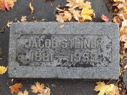"Jacob ""Jake"" Steiner"