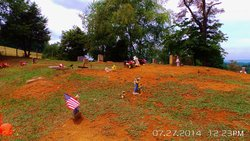 Jim Shucks Cemetery