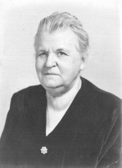 Frances B <I>Zuba</I> Pregler