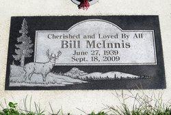 """William Elmo """"Bill"""" McInnis"""