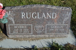 Beverly Ruth <I>Ball</I> Rugland