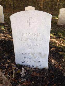 Edward Simpson, Jr