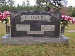 Ruth Evelyn <I>Chism</I> Clowers