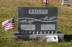 Bernice <I>Coons</I> Bailey