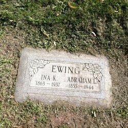 Ina Luella <I>Kimberling</I> Ewing