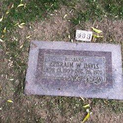 Ephraim Williams Davis