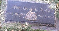 John Emanuel Sedell