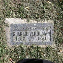 Charles William Holman
