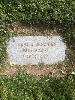 Frank G Jennings