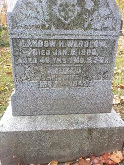 Amelia Jane <I>Stansberry</I> Wardlow