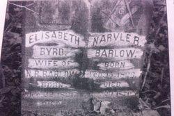 """Mary Elisabeth """"Elizabeth"""" <I>Byrd</I> Barlow"""