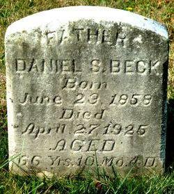 Daniel S Beck