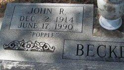 John R Beckett