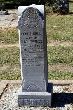 Flora Bell <I>Pettet</I> Jenness