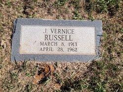 James Vernice Russell