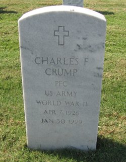 Charles F Crump
