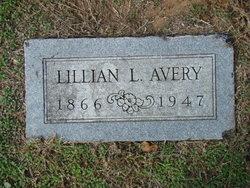 Lillian L <I>Praytor</I> Avery