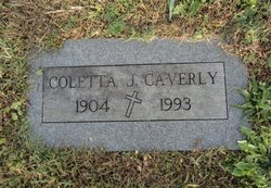 Coletta J <I>Kain</I> Caverly