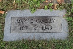 Mary Ellen Julia <I>Madden</I> Caverly