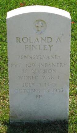 Roland A Finley