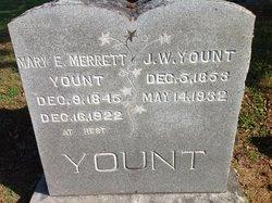 John Wesley Yount
