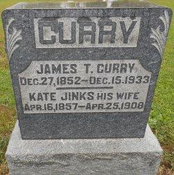 """Mary Catherine """"Kate"""" <I>Jinks</I> Curry"""
