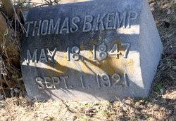 Thomas B Kemp