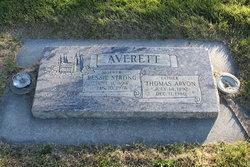Bessie <I>Strong</I> Averett