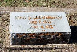 Lena <I>Howse</I> Loewenstein