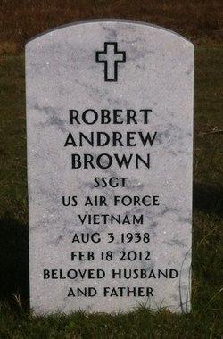 Robert Andrew Brown