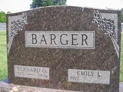 Bernard O Barger