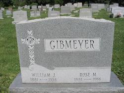 William J. Gibmeyer