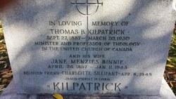 Thomas B. Kilpatrick