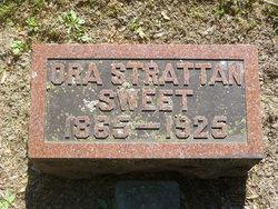 Ora Amanda <I>Stratton</I> Sweet