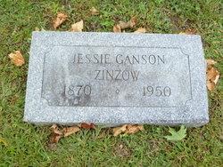 Jessie <I>Ganson</I> Zimzow