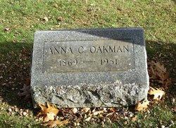 Anna Cadle Oakman