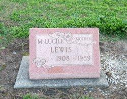 Mildred Lucile <I>Himelick</I> Lewis