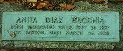 Anita <I>Diaz</I> Recchia
