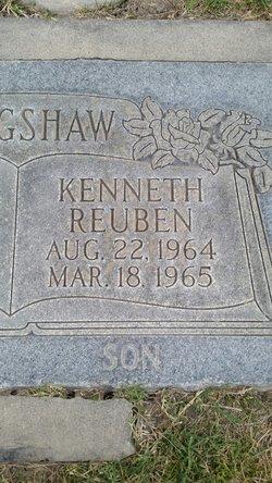 Kenneth Reuben Longshaw