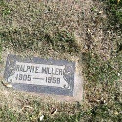 Ralph Edwin Miller