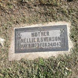 Nellie Hammerback <I>Nelson</I> Swenson