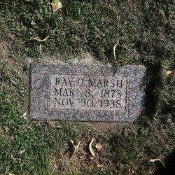 Ray O Marsh