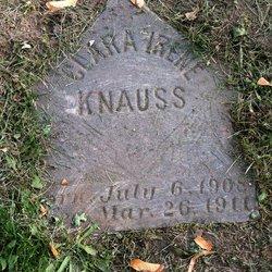 Clara I Knauss