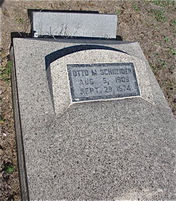 Otto M Schneider
