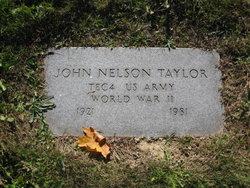 John Nelson Taylor